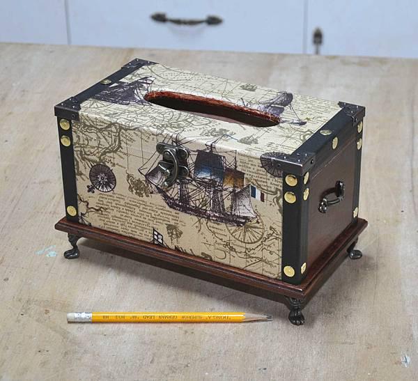 藏寶圖的衛生紙盒 012