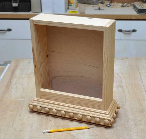 可愛鄉村風鑰匙盒 006