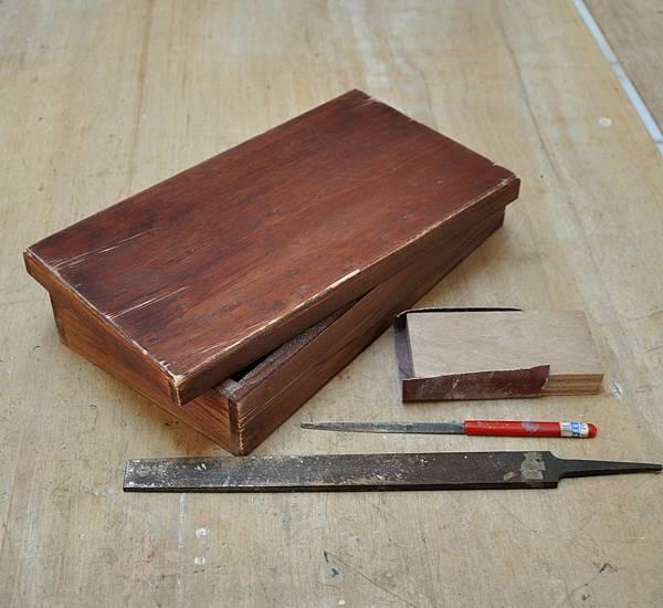 木作品的仿古 016