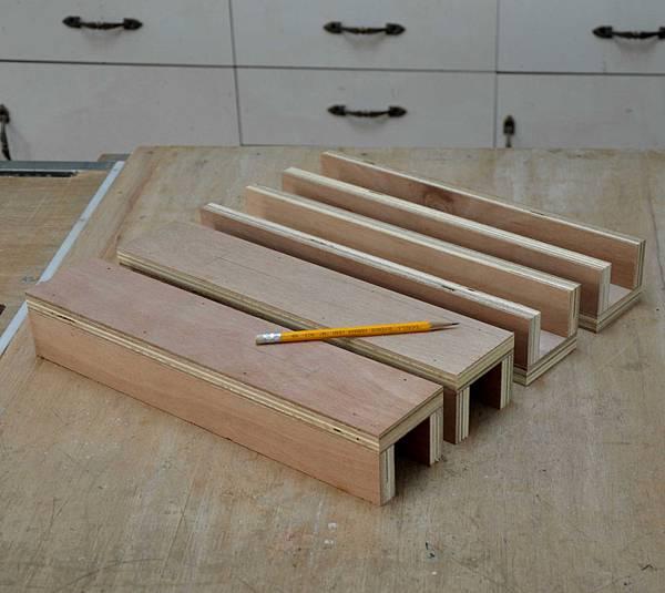 鄉村風長板凳 003