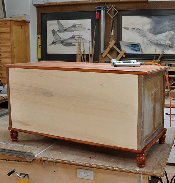 新的古董矮櫃 012
