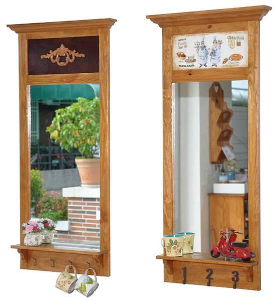 鄉村鏡與古典鏡 001