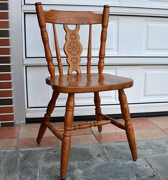 Windsor Chair 整修 (10)