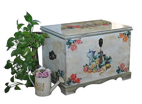 夢幻拼貼木箱 (1)