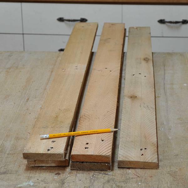 用棧板做的信箱 (2)