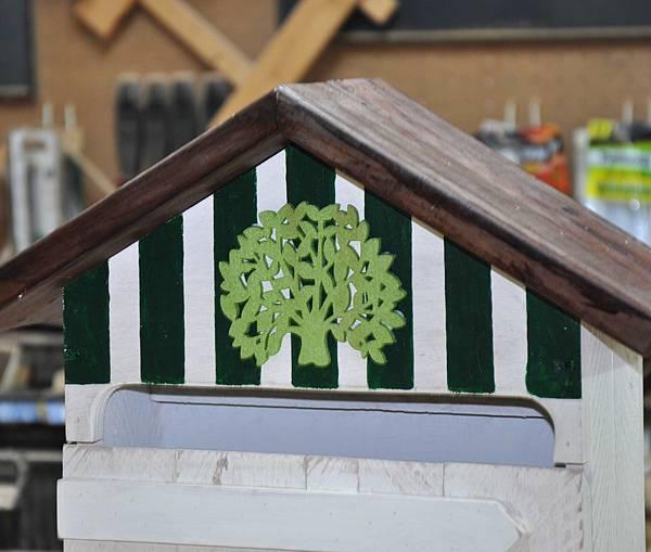 用棧板做的信箱 (16)