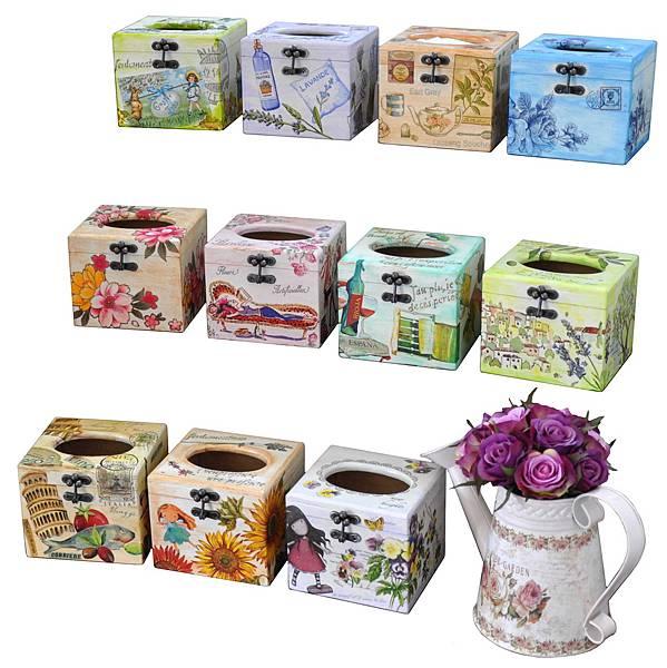 義賣小面紙盒 (1)