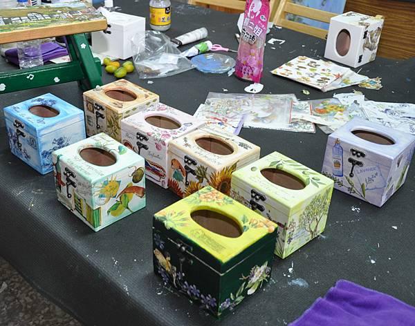 義賣小面紙盒 (5)