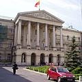 華沙市政府外觀