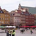 華沙市舊城區
