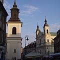 華沙舊城區街景