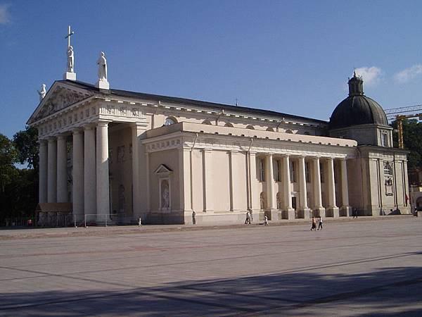 拿破崙閱兵的廣場