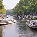 阿姆斯特丹運河風光1