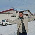 流冰船售票處外停車場
