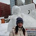 札幌大通公園雪祭3