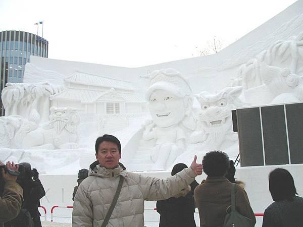 札幌大通公園雪祭2