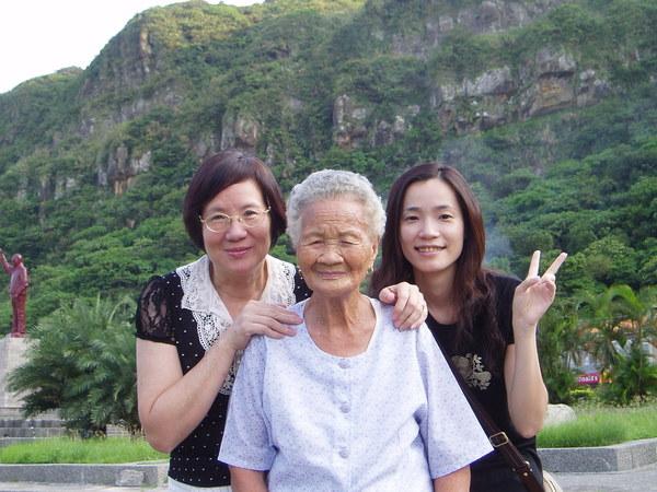 互為婆媳的3人組