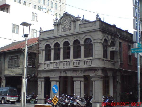 台中火車站後站-古建築