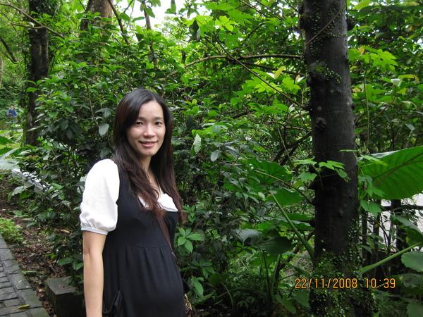 仁山植物園內