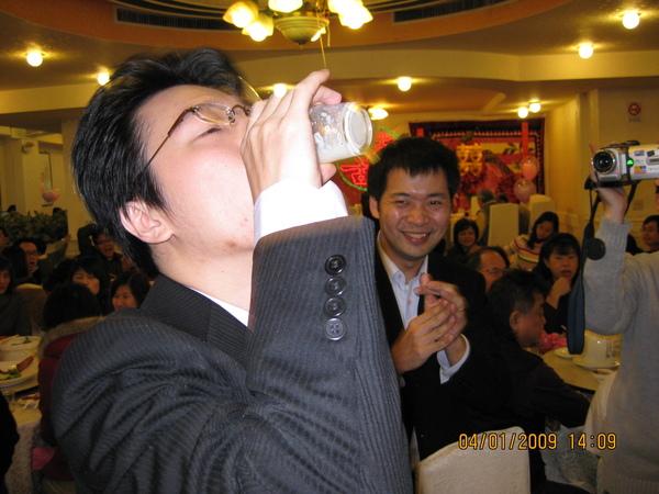 嗑特調飲料