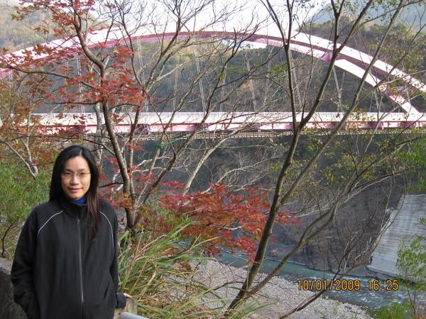 巴陵橋附近