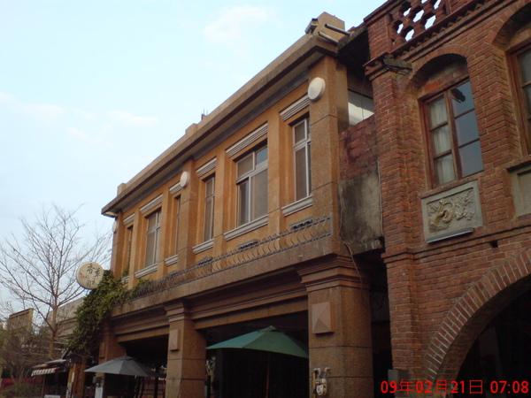 老街內特色建築