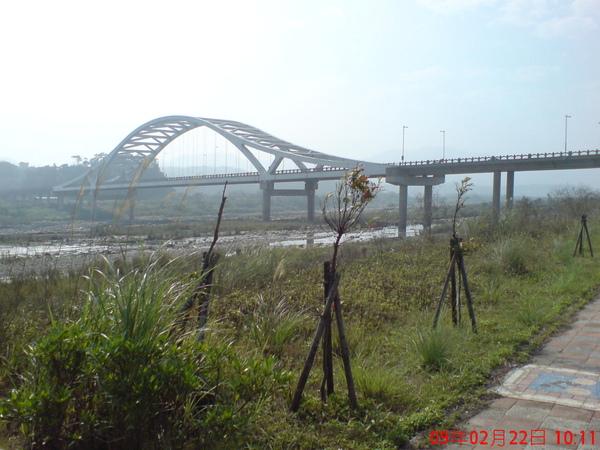 經過崁津橋