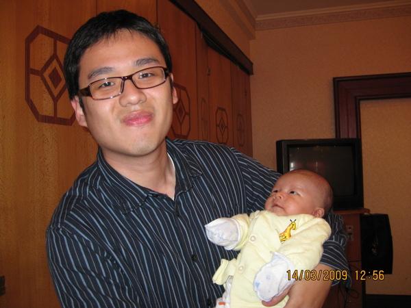 李阿昇與小傑