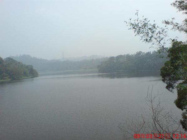 第三庫-峨眉湖