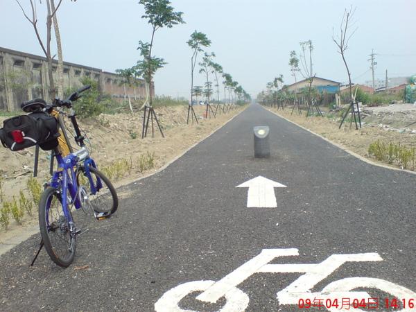 義竹自行車道