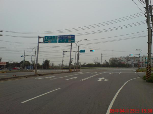 西濱往112縣道