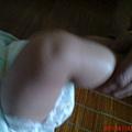 結實的大腿