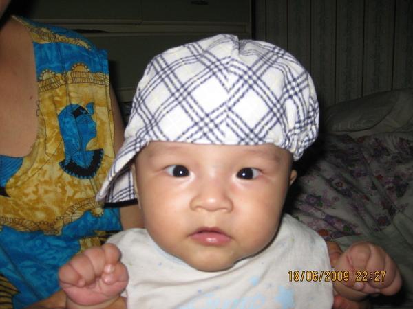 帽子造型2