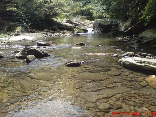 秀麗的河谷