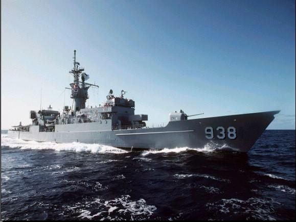 一六八艦隊(圖/取自中華民國海軍)d132347