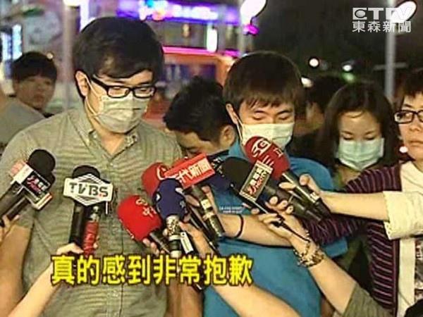 強恕學生暗夜對遊民潑糞,曾引發社會一陣撻伐