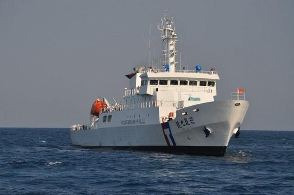 為了親日,沖之鳥礁的護漁撤了,漁民自此得自求多福