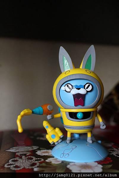 妖怪手錶USA兔製作_09.JPG