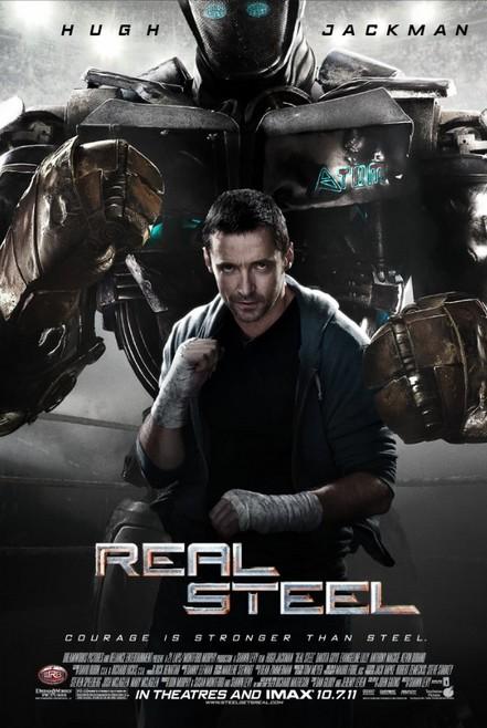 鋼鐵擂台 real steel