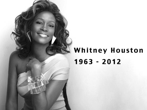 Whitney Elizabeth Houston (August 9, 1963 – February 11, 2012