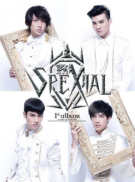首張同名專輯SpeXial--SepXial