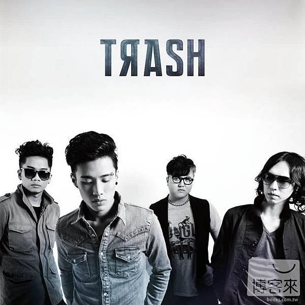 TRASH/TRASH同名專輯