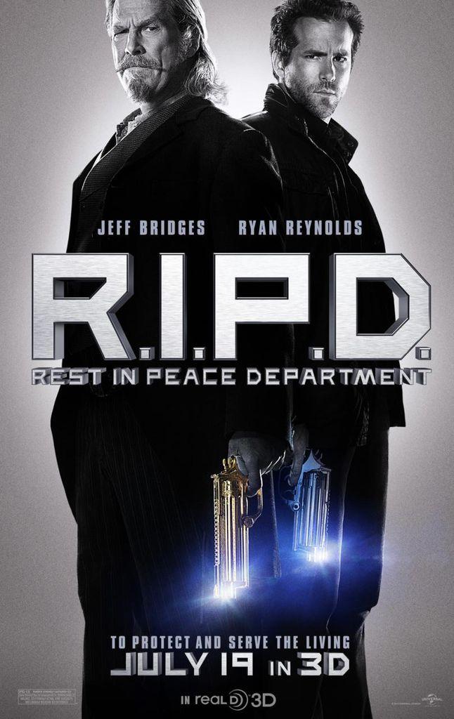降魔戰警 R.I.P.D 影評心得