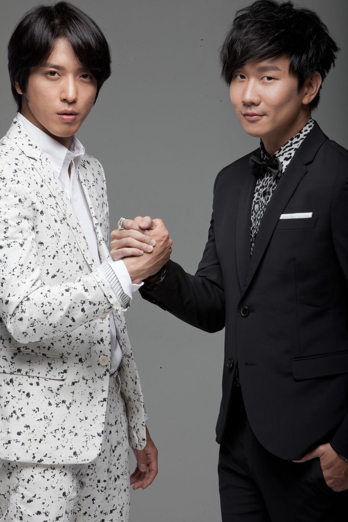 鄭容和與林俊傑 宣傳照 04