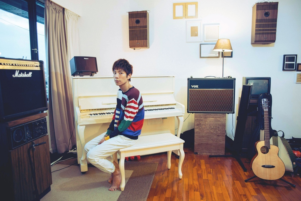 【傑米鹿專訪】潘裕文《親密》:這絕對是你從沒聽過的潘裕文
