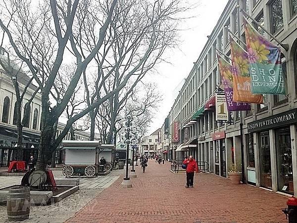 美東旅遊-波士頓_波士頓旅遊好吃好玩行程攻略-自由大道-Freedom Trail