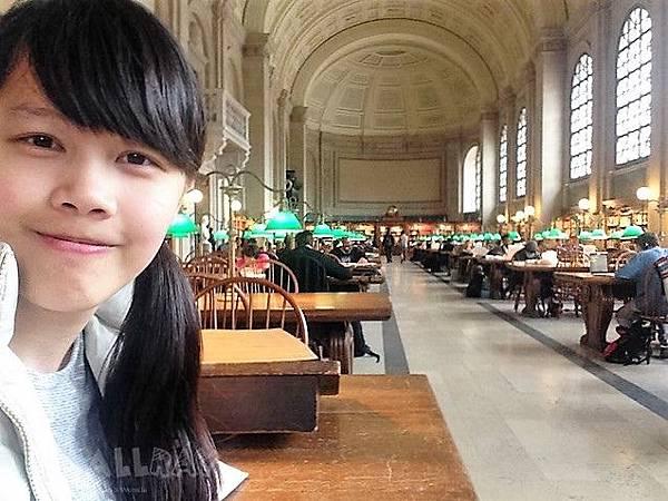 美東旅遊-波士頓_波士頓旅遊好吃好玩行程攻略-Boston Public Library 波士頓公共圖書館