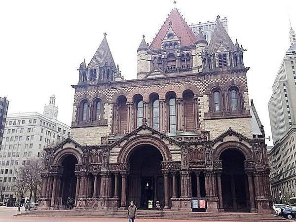 美東旅遊-波士頓_波士頓旅遊好吃好玩行程攻略-三一教堂
