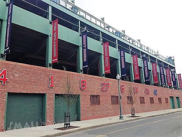 美東旅遊-波士頓_波士頓旅遊好吃好玩行程攻略-Fenway Park_芬威球場