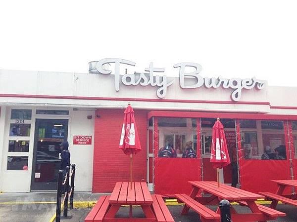 美東旅遊-波士頓_波士頓旅遊好吃好玩行程攻略-Tasty Burger